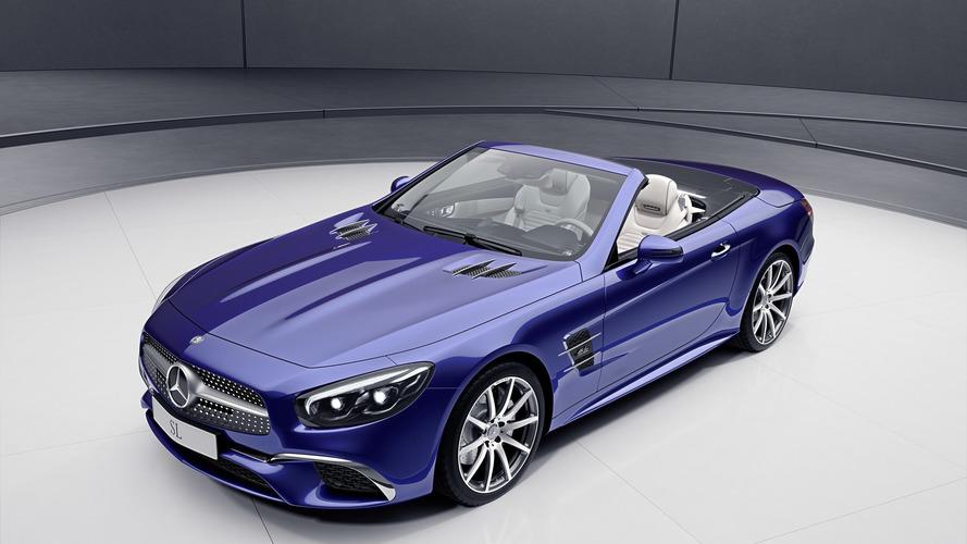 Mercedes - Les SL et SLC jouent les séductrices avec une nouvelle édition spéciale