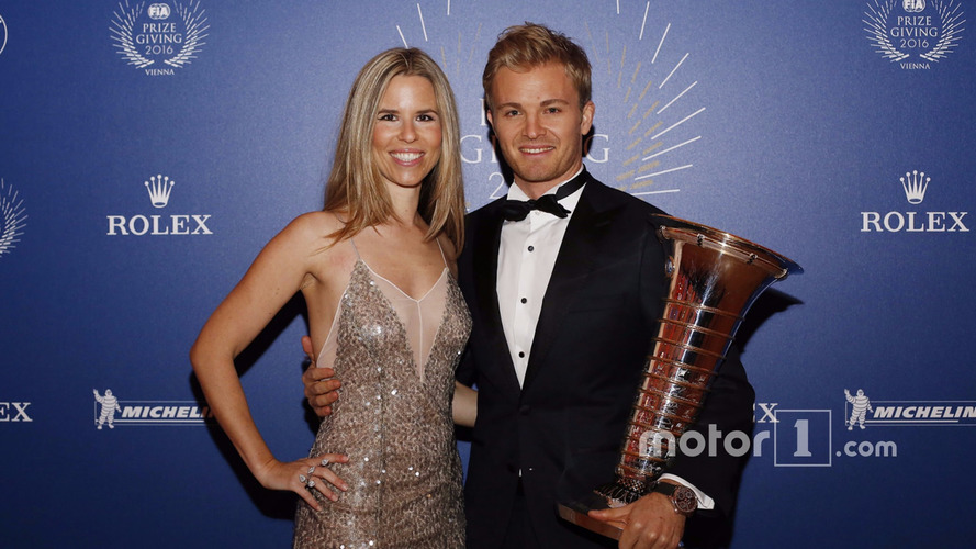 Rosberg: I wouldn't have quit unless I was champion