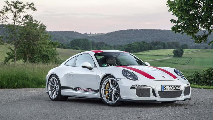 Porsche - Une 911 pour puristes bientôt au catalogue ?