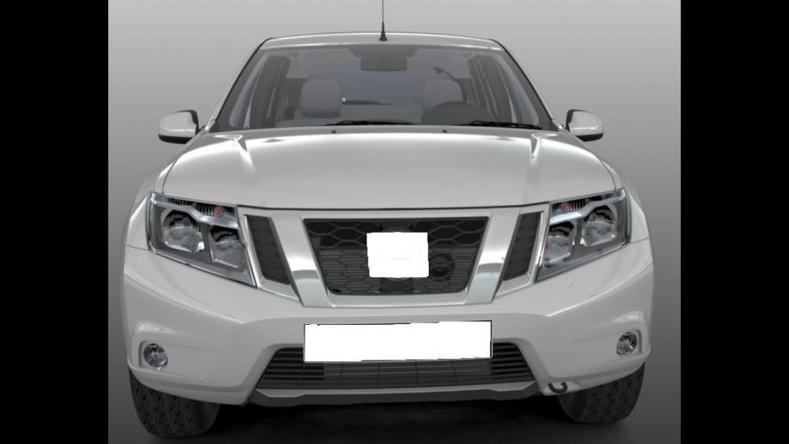 Versão Nissan do Renault Duster poderá se chamar Terrano
