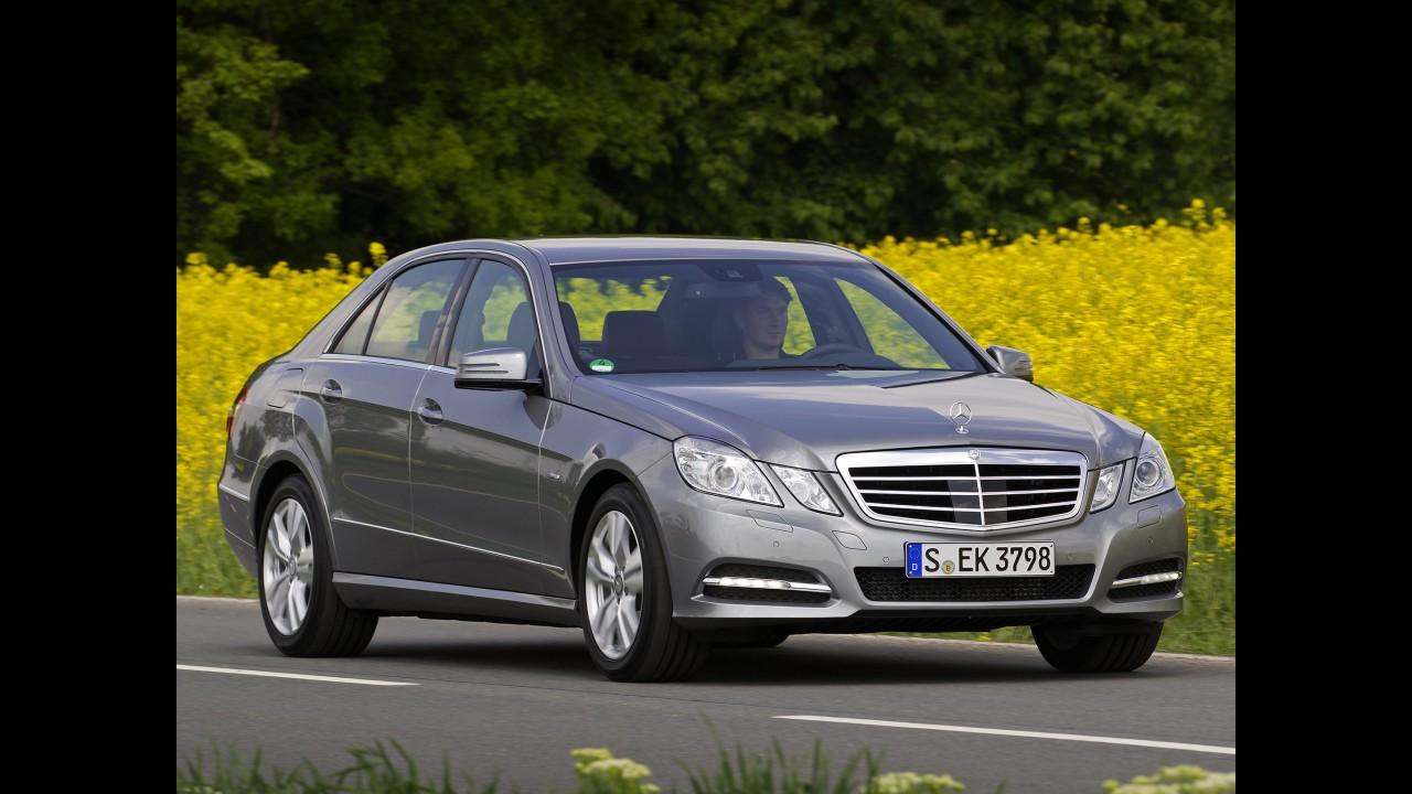 Mercedes-Benz comemora comercialização de 550.000 unidades do Classe E