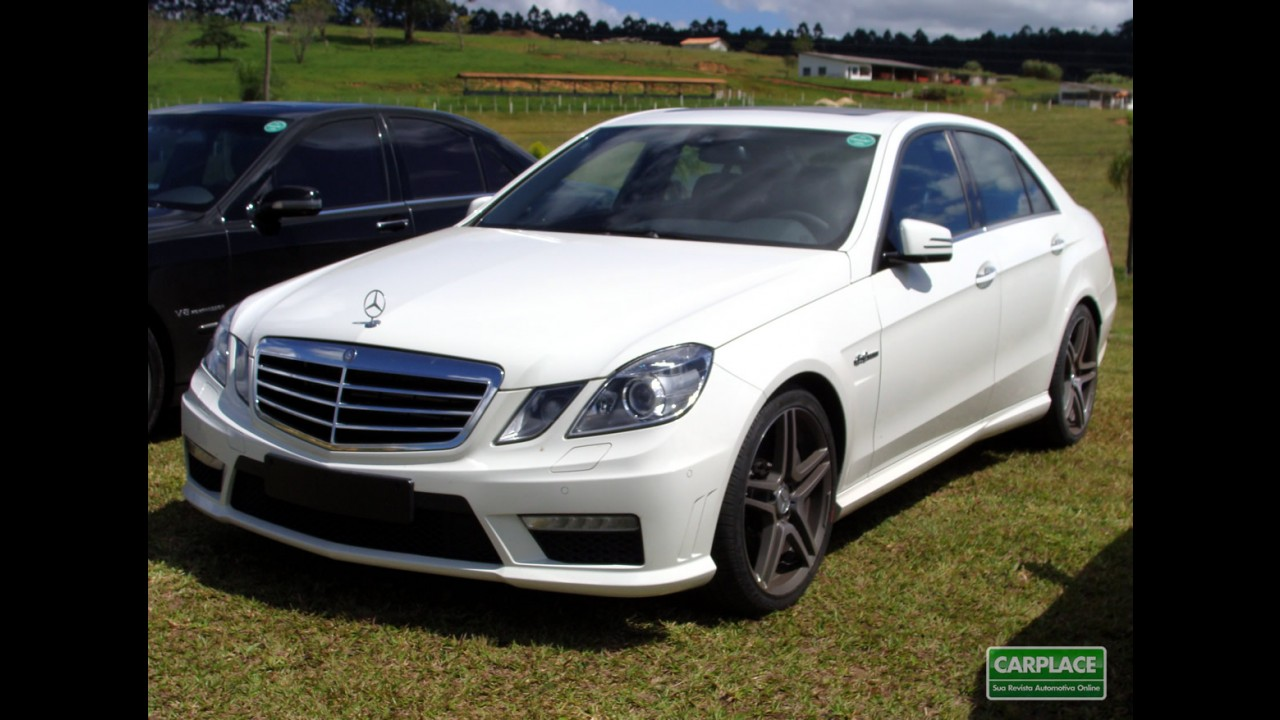 Driver Experience 2010: Confira fotos da exclusiva Mercedes Classe E 63 AMG 2010