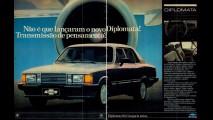 Carros para Sempre: prestigiado, Opala Diplomata reinou nos anos 1980