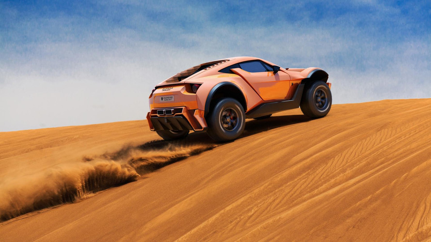 Zarooq Sand Racer 500 GT 2017, el atleta del desierto