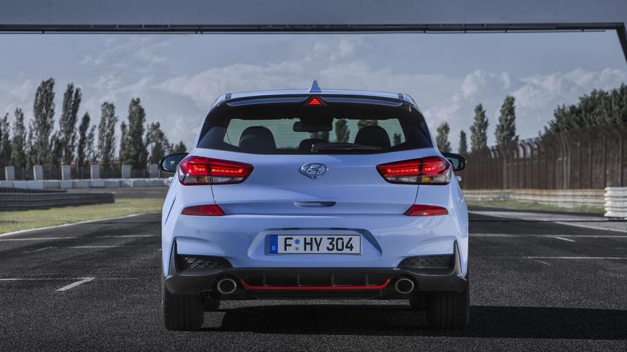 Hyundai i30 N é revelado ao mundo