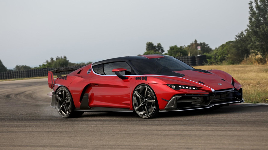 Italdesign Zerouno Sold Out, But Could Come Back As Roadster
