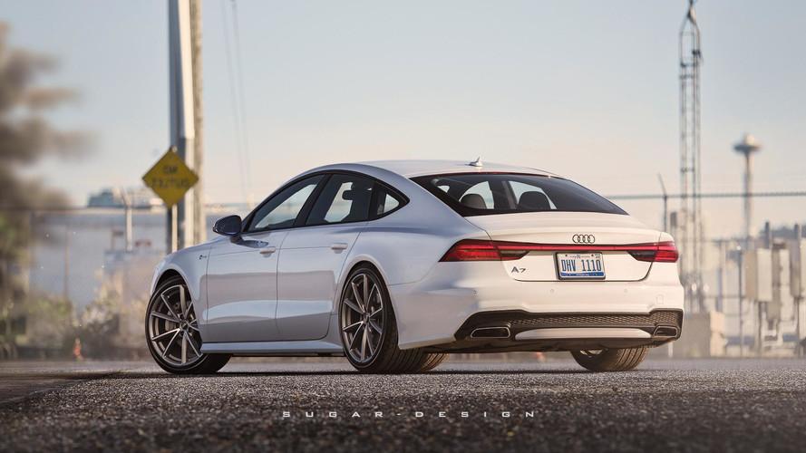 La nouvelle Audi A7 pourrait ressembler à ça !