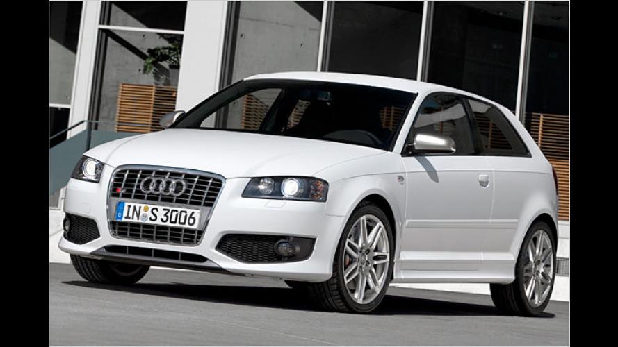 Der neue Audi S3: Schnellster Serien-Kompakter überhaupt