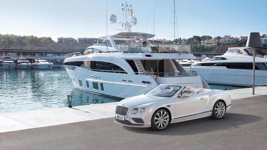 Bentley Continental GTC Galène Edition - Yacht sur roues