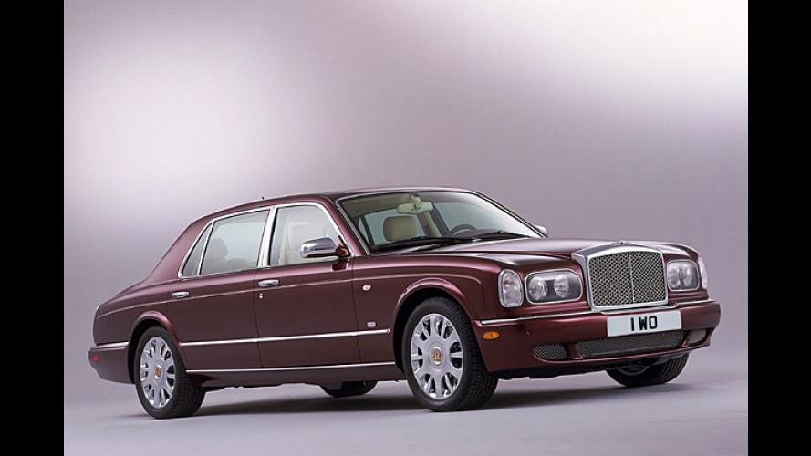 Bentley Arnage: Edle Mulliner-Modelle der Luxus-Klasse