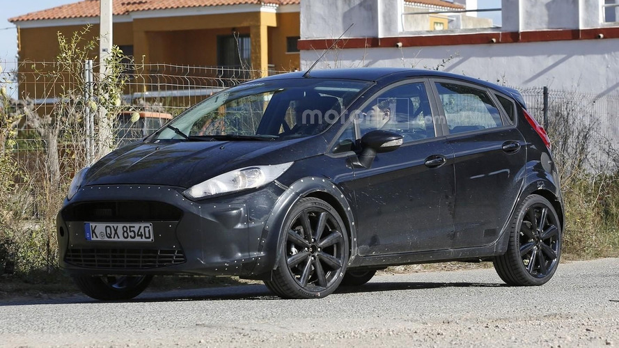 Ford Fiesta ST Plus could debut in Geneva