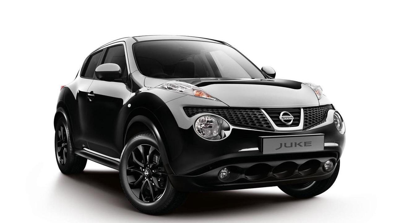 Nissan Juke Kuro special edition - 19.8.2011