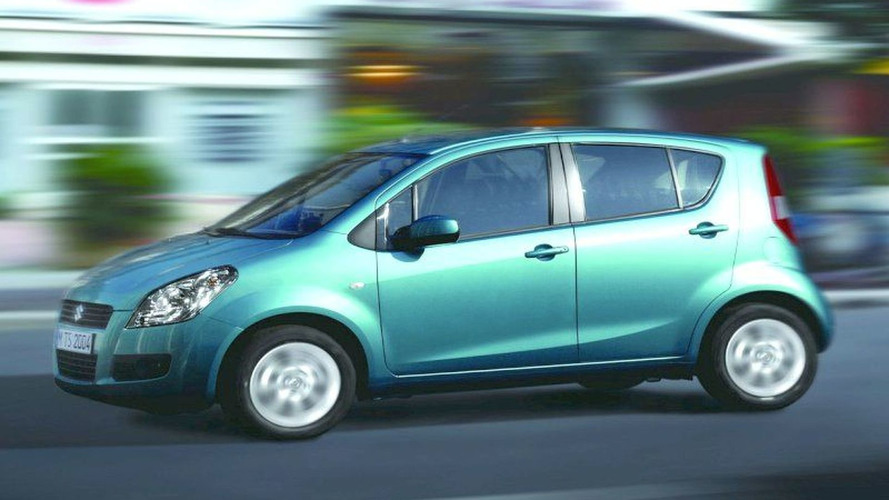 New Suzuki Splash: First Details