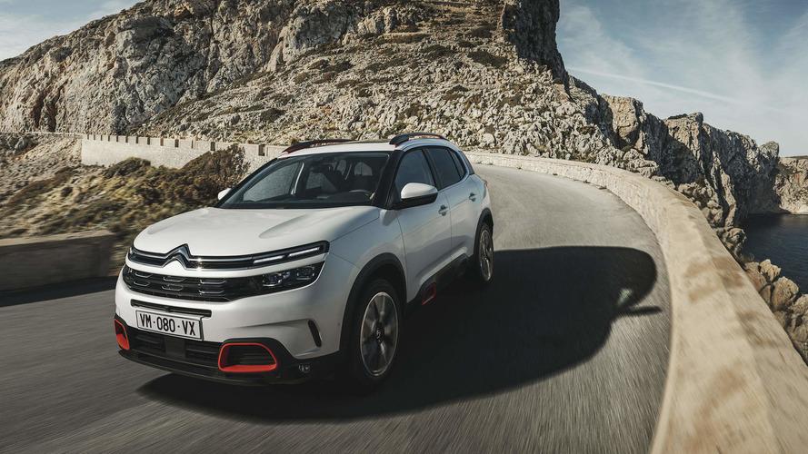 Citroën revela novo C5 Aircross na Europa, irmão do Peugeot 3008