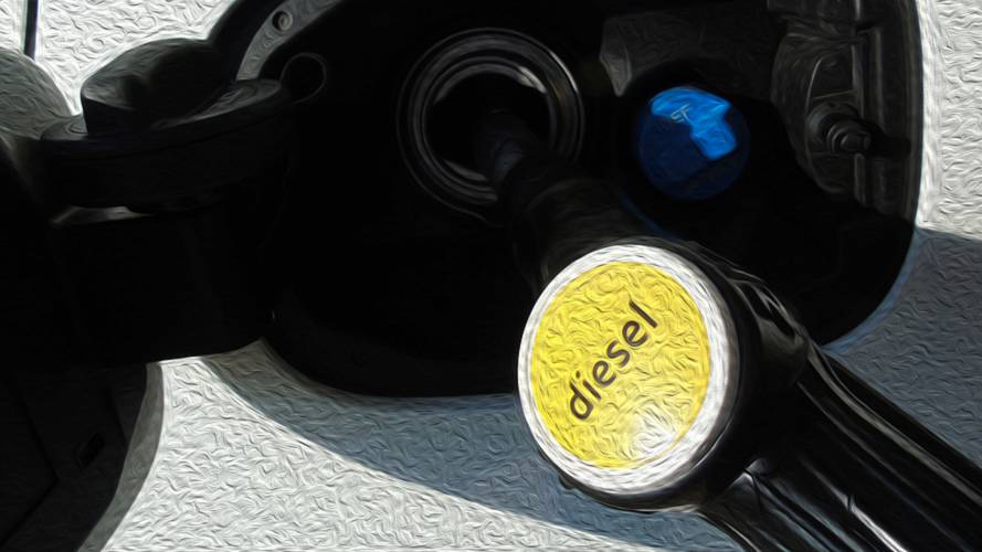 Auto Diesel, calano le vendite e cresce la CO2