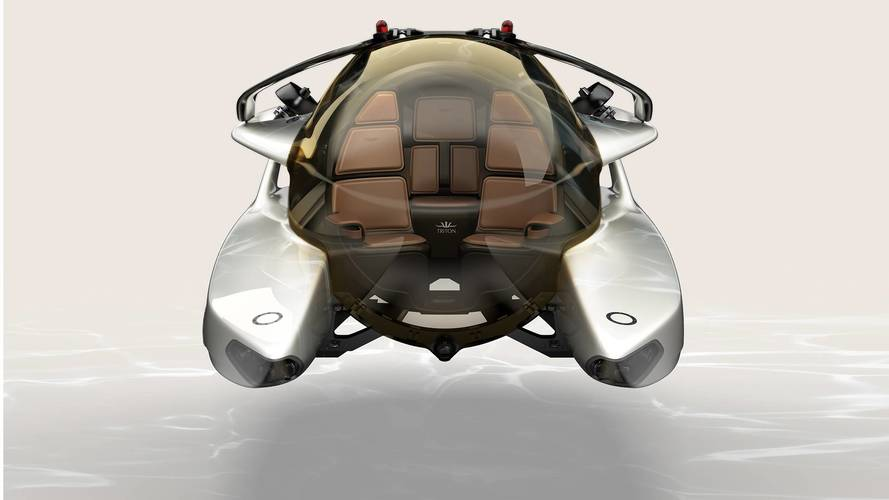 Aston Martin's Project Neptune Submersible Begins Production
