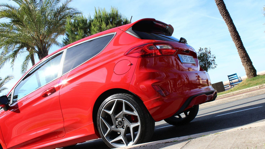 Ford Fiesta ST & Active