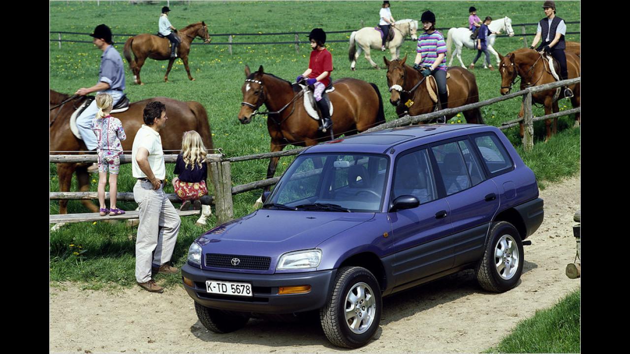 Toyota RAV4 (1994 bis 2000)