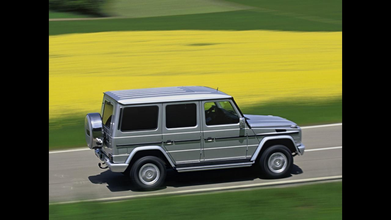 Mercedes Classe G 320 CDI