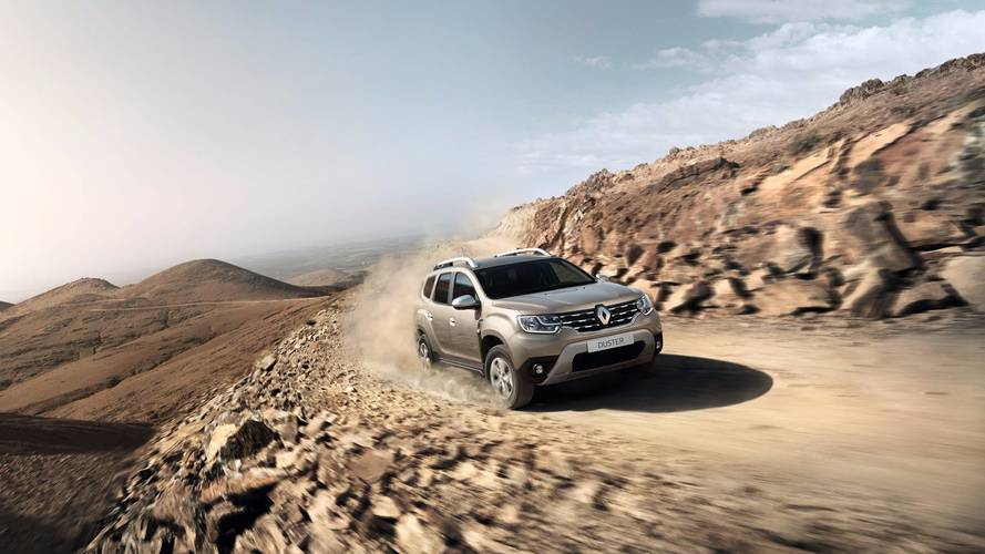2018 Renault Duster Goes Official With Familiar Design