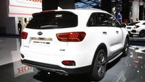 Makyajlı 2018 Kia Sportage GT-Line  (Euro Spec) - Frankfurt