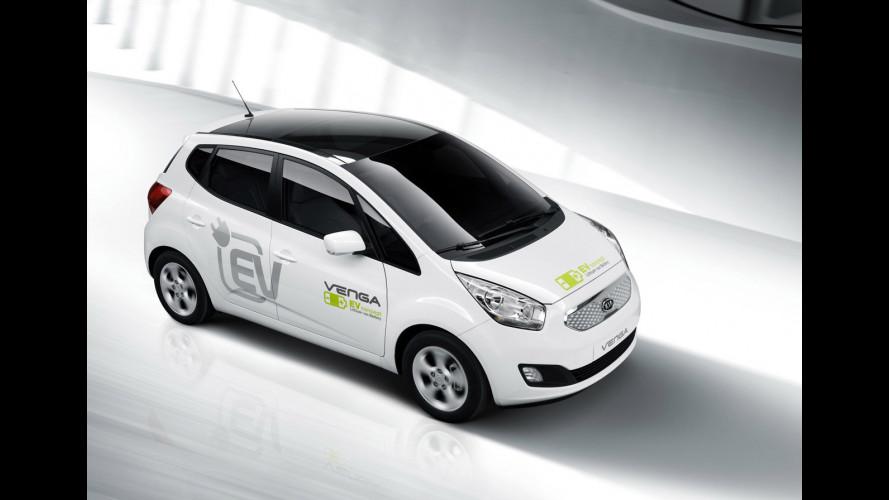 La piccola Kia elettrica è pronta al debutto