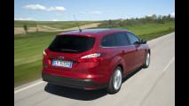 Nuova Ford Focus station wagon