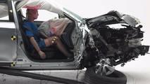 IIHS Crash Test Subaru Outback