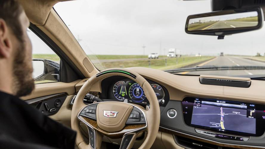 Cadillac Adding Autonomous Driving Suite Across All Models, GM to Follow