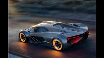 Lamborghini Terzo Millennio enthüllt