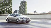 Lexus CT 2018 Silver Front Static