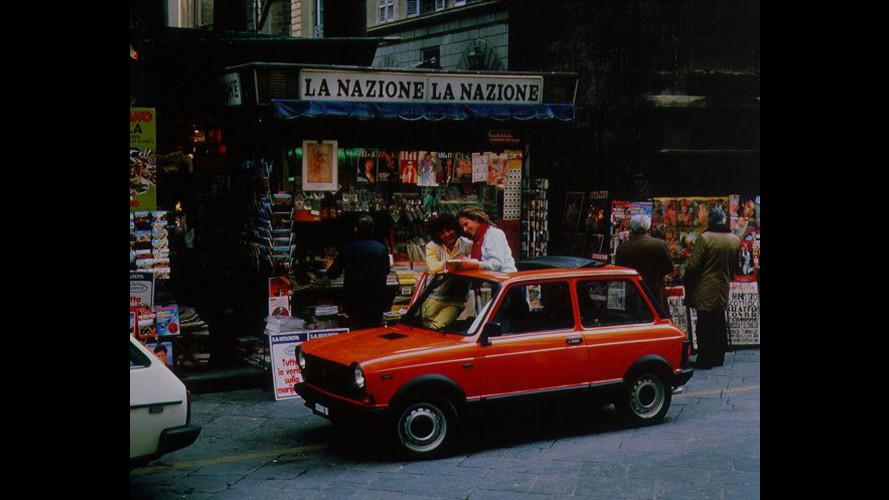 L'auto storica italiana, in Italia