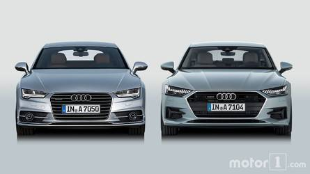 2019 Audi A7: See The Changes Side-By-Side