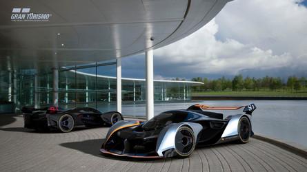 Mérnöki mestermű lett a McLaren Ultimate Vision Gran Turismo