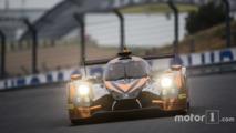 #49 Michael Shank Racing Ligier JS P2 Honda- John Pew, Oswaldo Negri, Laurens Vanthoor