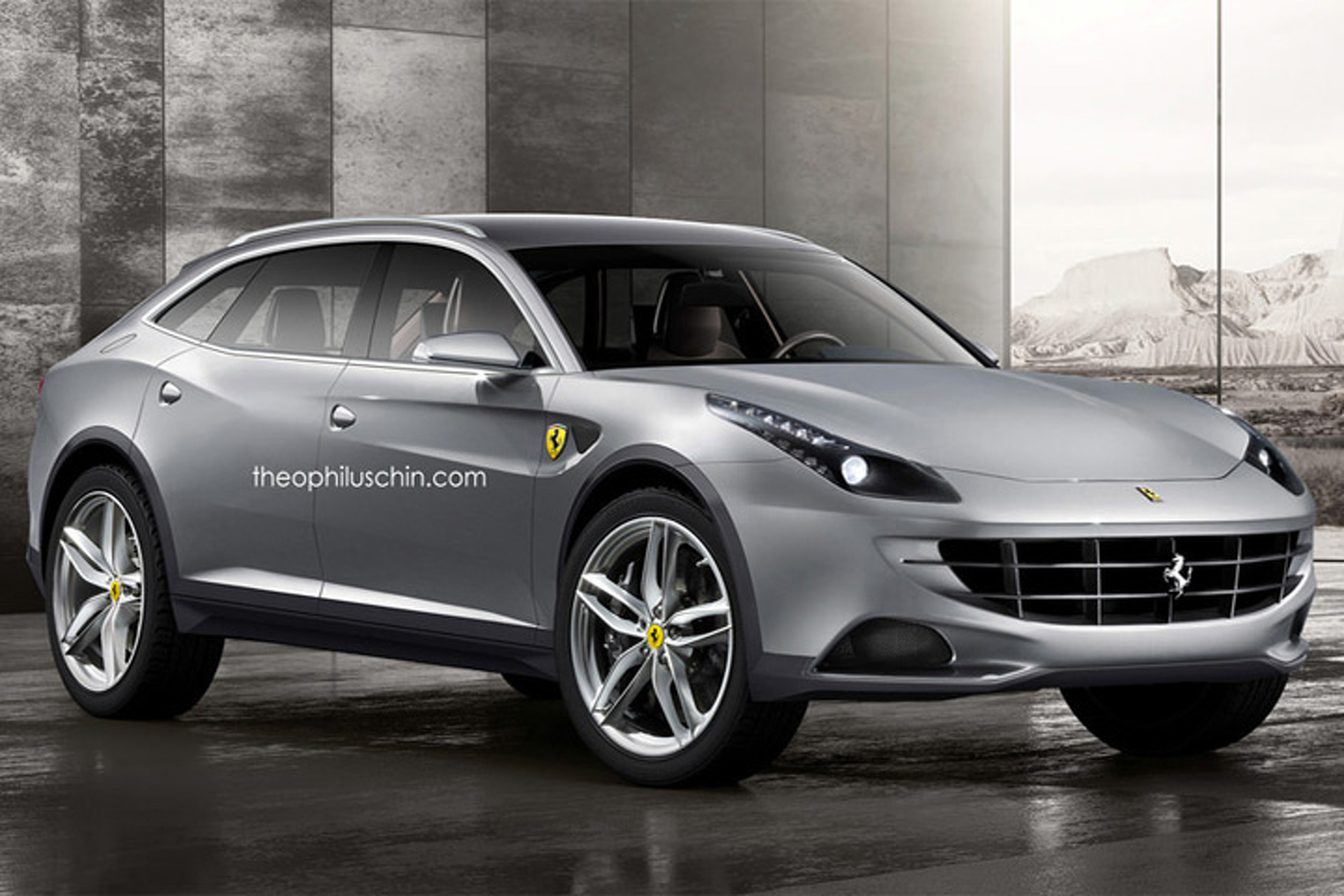 A Ferrari Suv Won T Happen As Long As Marchionne Is Still In Charge