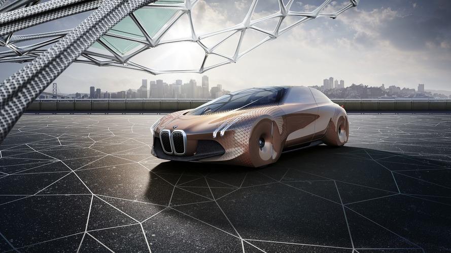 BMW'de 4 Vision konseptiyle yeni bir çağ başlıyor