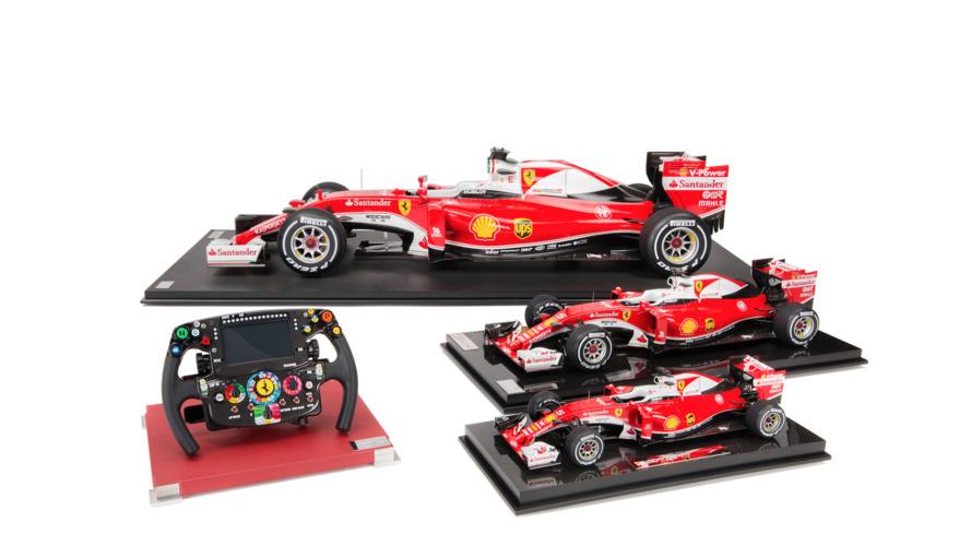 Amalgam Collection lance la collection Scuderia Ferrari  SF16-H
