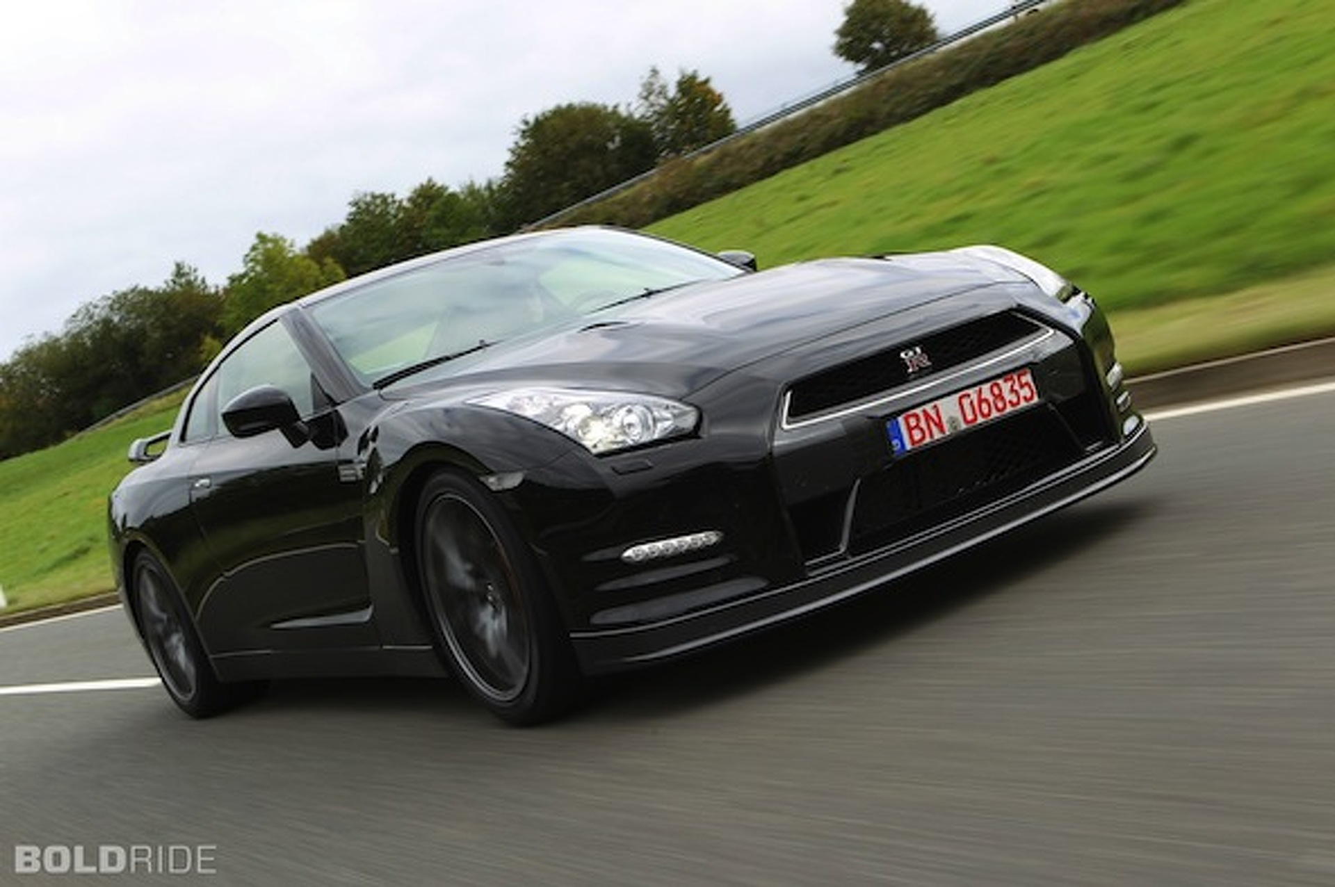 Next-Gen Nissan GT-R Set to
