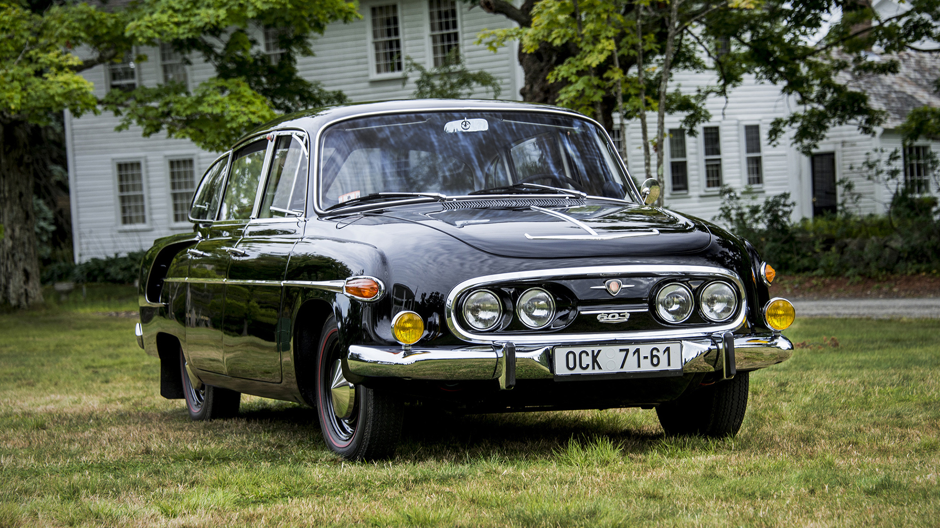 We Buy Used Cars >> Czech brand Tatra could be resurrected with retro-styled model