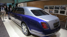 Bentley Mulsanne Grand Limousine by Mulliner