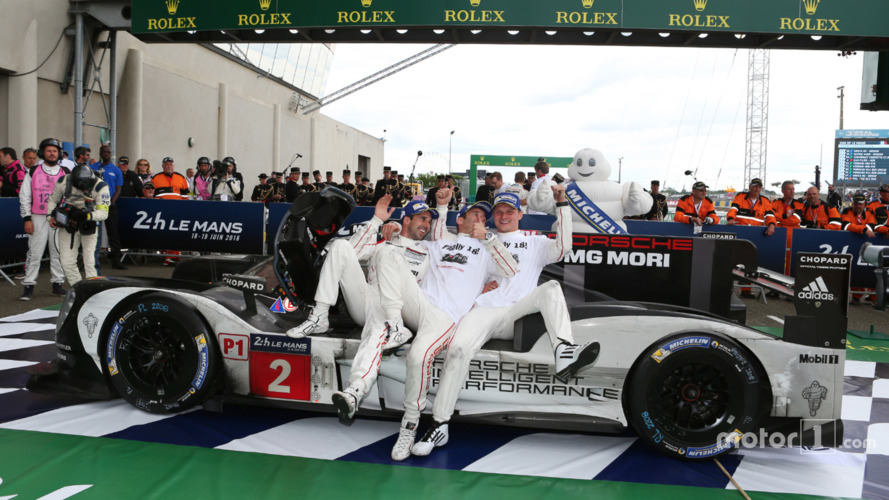 Le Mans 24 Hours: Porsche snatches win as Toyota self-destructs