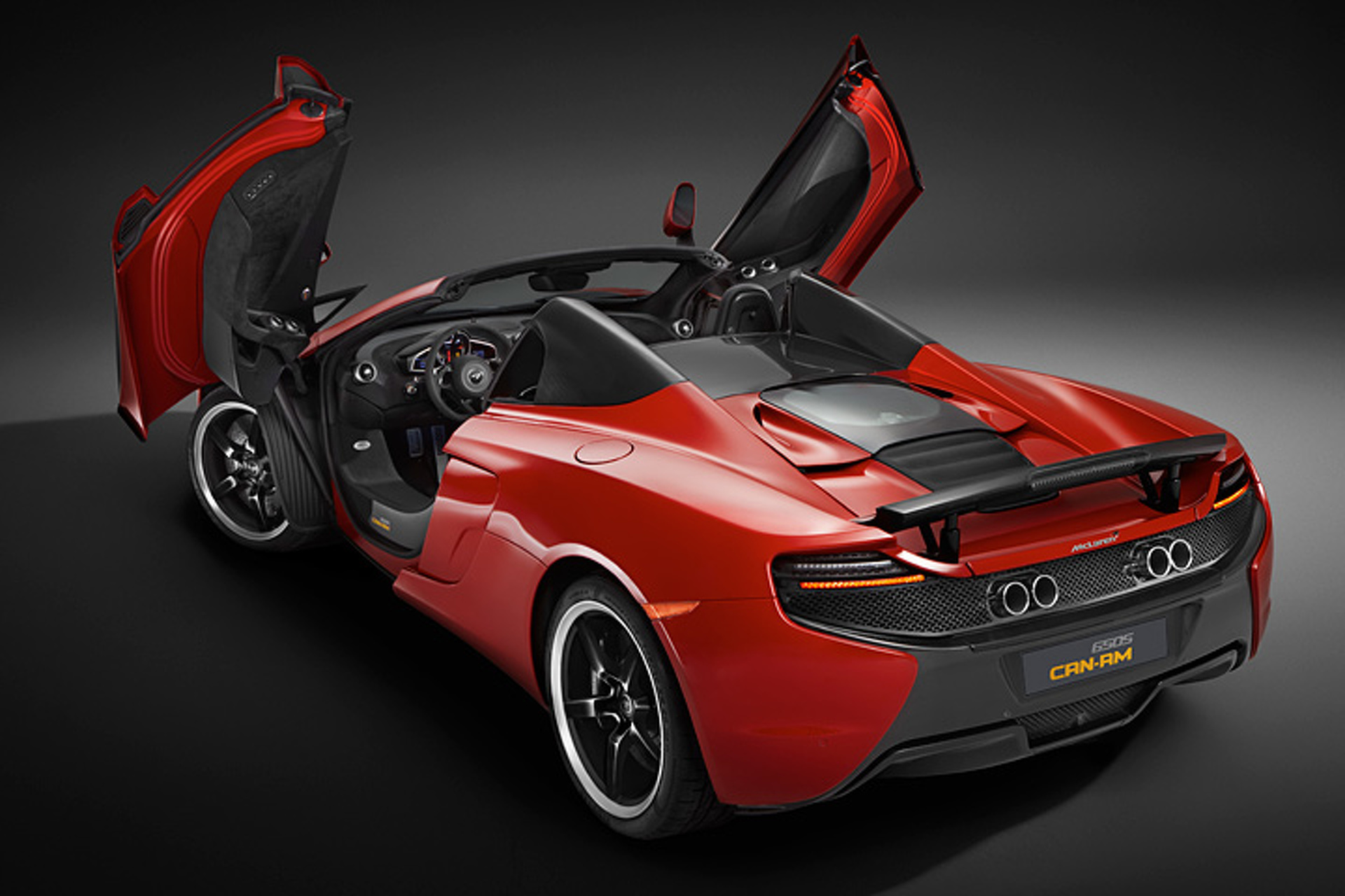McLaren Romances the '60s in its Limited Edition 650S Can-Am