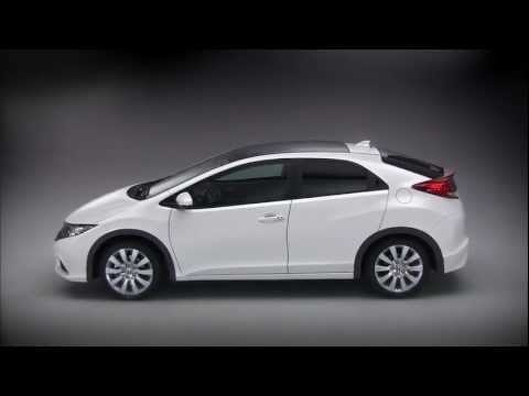 2012 Honda Civic EU Version