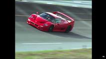 Best Motoring Ferrari F40, F50, Lamborghini Diablo Video