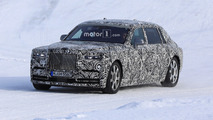 2018 Rolls-Royce Phantom Extended Wheelbase casus fotoğrafları
