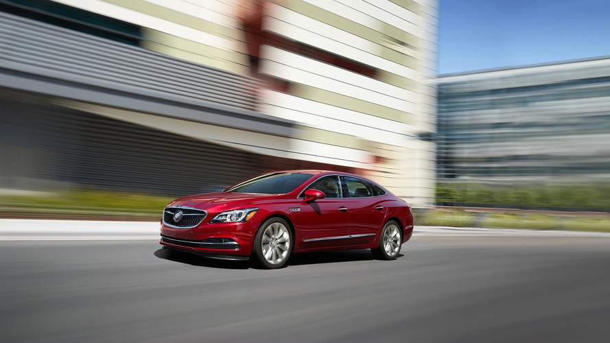2018 Buick LaCrosse Gets Standard Hybrid Powertrain, Lower Price