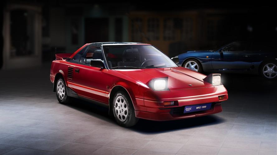 Toyota fará sucessor do MR2 para ficar entre o GT86 e o Supra