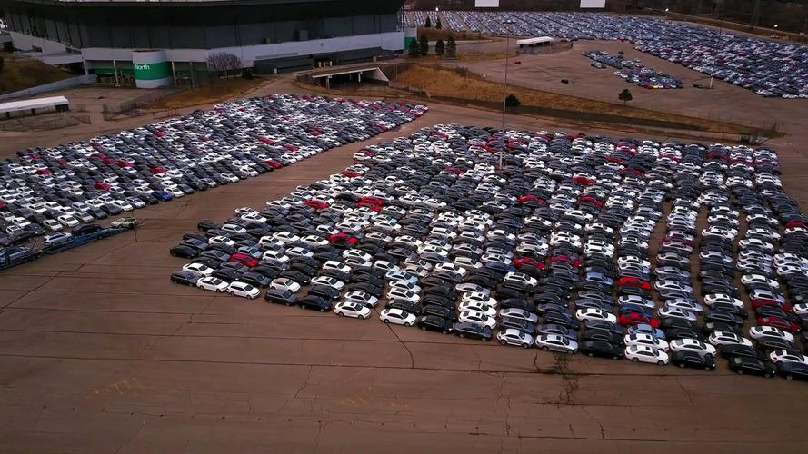 Dieselgate sonrası geri alınan Volkswagen ve Audiler çalındı