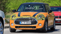 Mini Hardtop Two-Door Refresh Spy Photos